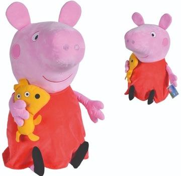 Maskot prasiatko Peppa, plyšová hračka 50 cm