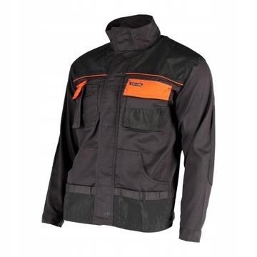 Pánska pracovná bunda - silná ochranná mikina 2L