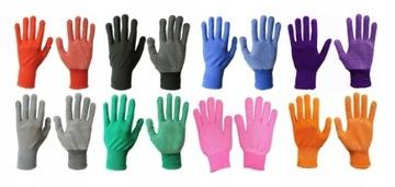 Rukavice. Pracovné rukavice. Dot. 8 12 párov