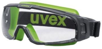 Uvex U-Sonic ochranné okuliare 9308.2444 Neháňajte