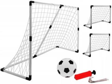 Futbalový cieľ pre futbalové deti 2in1