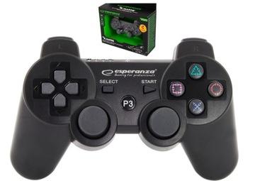 Gamepad Bezdrôtový PS3 USB BT Herný radič