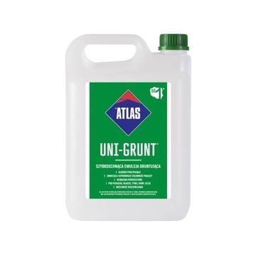 ATLAS UNI-GRUNT rýchlo schnúci emulzný základ 5L