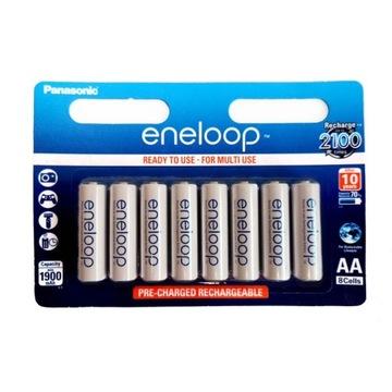 Panasonic Eneloop R6 / AA 1900MAH - 8 ks blister