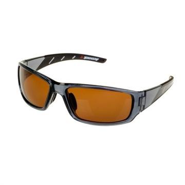 Polarizované jantárové okuliare 013B - Robinson