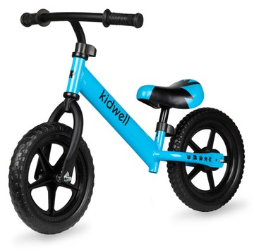 Vyvažovací bicykel Kidwell REBEL pre chlapcov s kolesami EVA
