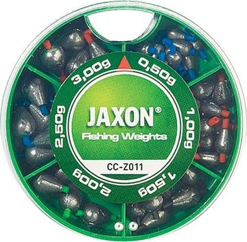 Cez vlákna slz s Igelite JAXON 0,5-3G