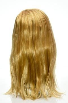 Parochňa dlhé blond vlasy 60 cm cobi pre darček
