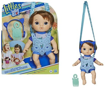 LITTLES BABY ALIVE BABY DOLL BABY CARRIER E7178