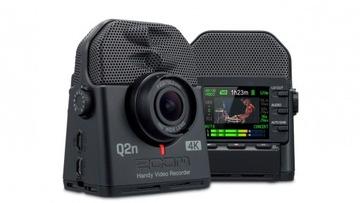 Zoom Q2N-4K - Digitálny rekordér, videokamera 4K