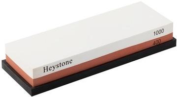 HEYSTONE Sharpener Waterstone Sharpener Whetstone 400/1000