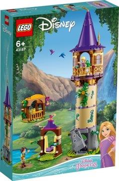 LEGO Disney Princess 43187 Rapunzelova veža