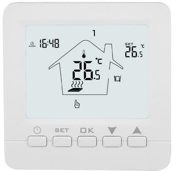 Termostat Regulátor teploty teploty týždenne