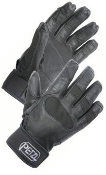 PETZL CORDEX plus rukavice čierne l