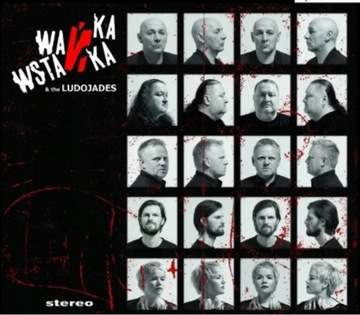 CD WAŃK WSTAŃKA & THE LUDOJADES STEREO