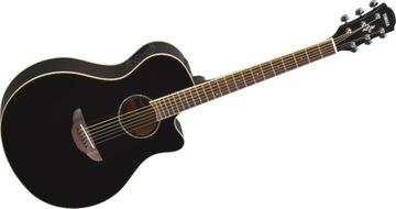 YAMAHA APX600 BL Elektroakustická gitara 24h