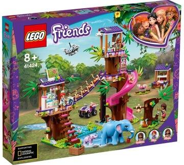 LEGO FRIENDS Záchranný základ 41424