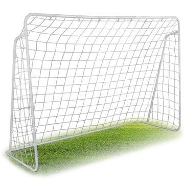 Kovová futbalová brána. Veľký tréning 215x153