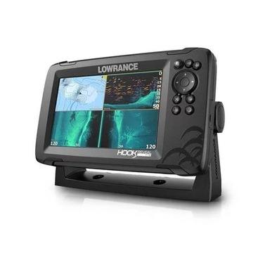 Fishfinder s GPS Lowrance HOOK Reveal 7 Tripleshot
