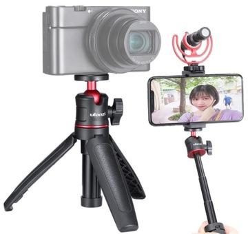 Statív Selfie Stick Ulanzi MT-08 pre fotoaparáty fotoaparátu