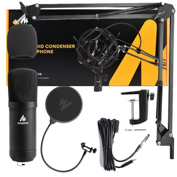 AU-AU-A03 PRO Kondenzátorový mikrofón