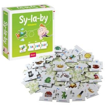 Sylaby sy-la-k naučiť čítanie Java