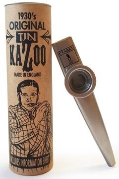Kazoo Clarke 1930 'Originálne lakované striebro