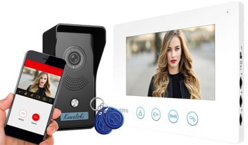 VIDEO DOORPHONE VIDEO DOORPHONE WIFI EURA WICKET GATE
