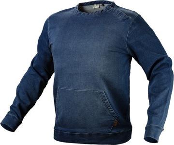 NEO Mikina Denim džínsy džínsy 81-512. L