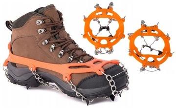 Stuhy na topánky, retiazky, hroty, protišmykové r 38-45