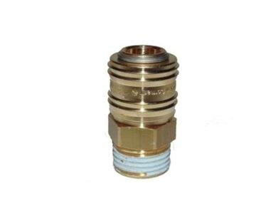 Rýchly konektor pneumatického konektora GZ 1/2