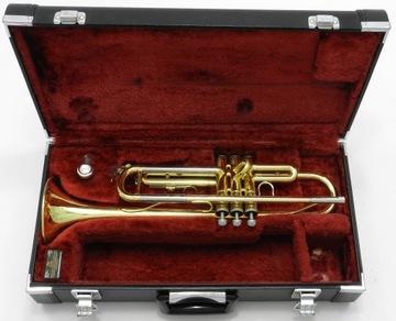 Trumpet Yamaha Ytr 4320e vyrobený v Japonsku DR21-002
