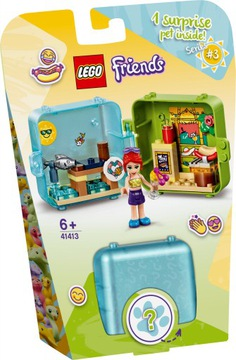 LEGO FRIENDS Miaina letná hracia kocka 41413