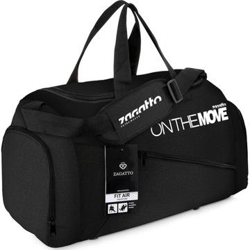 Športová fitness taška ZAGATTO na cesty