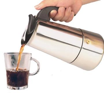 Kávovar 12F KÁVOVÝ APLIKÁTOR 600 ml Indukčný plyn