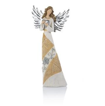 Anjel Figurín Valentín Srdce Decorato