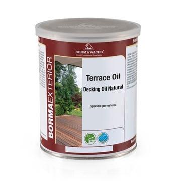 Borma Wachs bezfarebný terasový olej na terasy, 5l