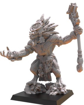 Yacatecuhtli, cuetzpal otec - stratené kráľovstvo