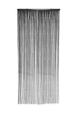 BAMBOO ZÁVES NA ČIERNE DVERE 90x200cm