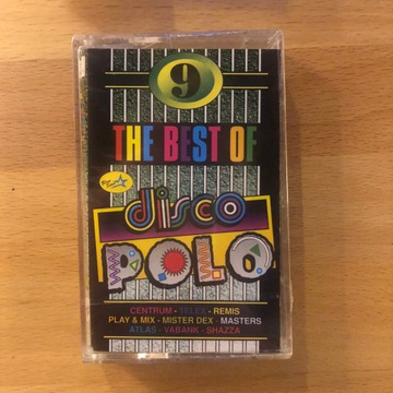 The Best Of Disco Polo Vol. 9 - Compilation (MC) NEW