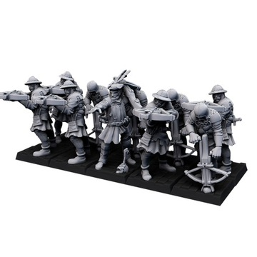 CrossBowmen Jednotka - Miniatúry Highlands