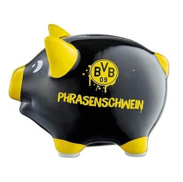 Piggy Bank Ceramic Borussia Dortmund BVB