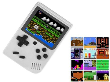 Prenosná konzola Elektronická hra 3.0 LCD 400W1