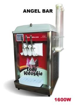 Nový stroj pre taliansku zmrzlinu Angel Bar 1600W