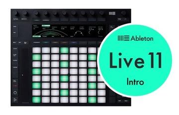 Ableton Push 2 Controller + Ableton Live 11 Intro