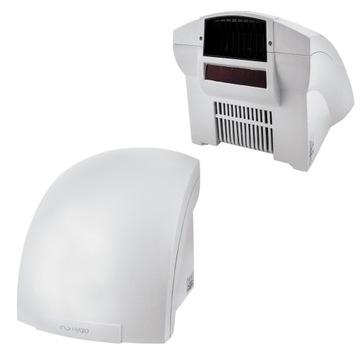 Hygio Ručné sušičky 1800W Smart Flow ABS White