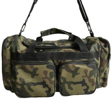 Vojenská cestovná taška Travel WZ93 968A / MON