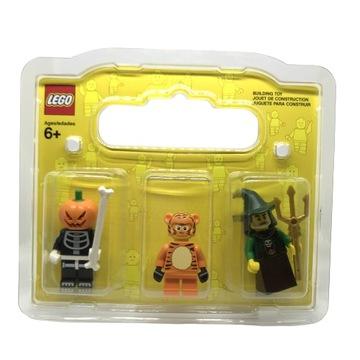 LEGO SADA 3 MINIFIGÚR - HALLOWEEN