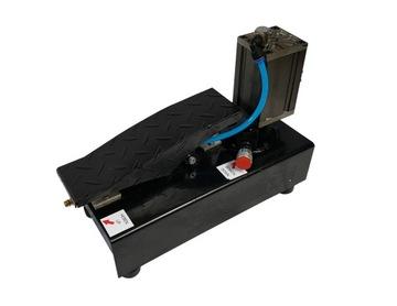 Pneumatické hydraulické čerpadlo 250BAR 3L / min 4.2L