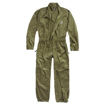 Brandit Tactical Coverall Lety Olive L